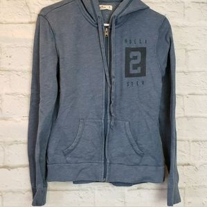 Hollister Full-zip Hoodie Women's Medium